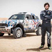 Dakar Rally Harry Hunt