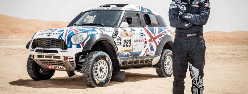 Dakar Rally Harry Hunt