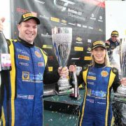 Another Podium for Anna Walewska in Round 5 of the British GT