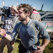 Harry Hunt and the SilkWay Rally 2016