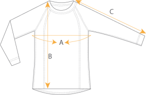 Top Diagram Front