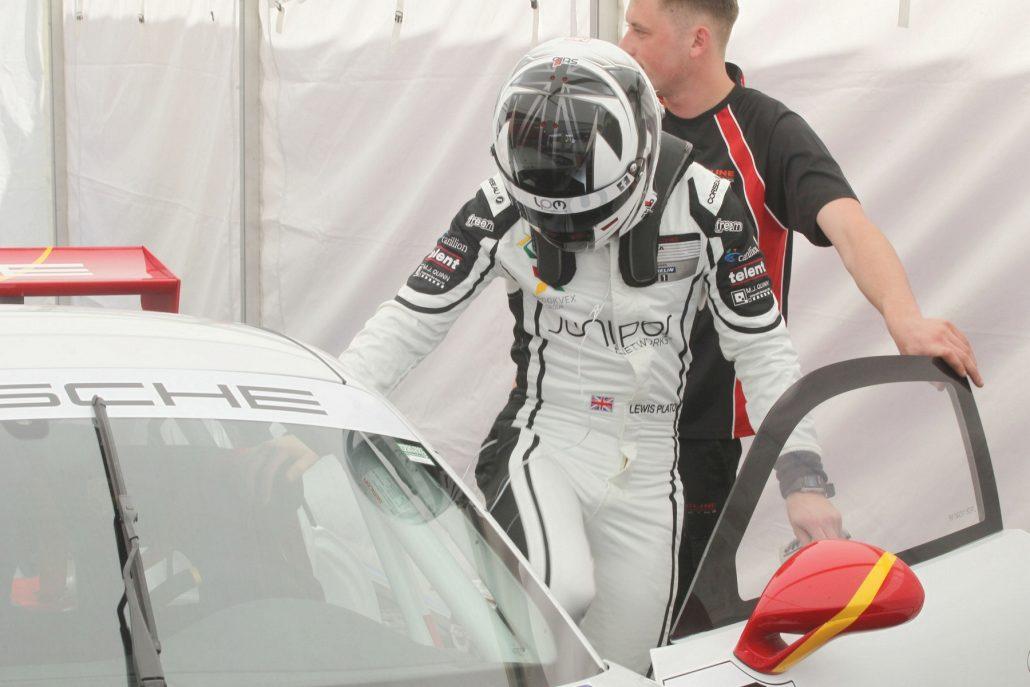 Lewis Plato (GBR) Redline Racing Porsche Carrera Cup