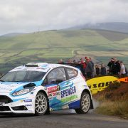 Tom Cave MSA British Rally Championship