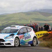 Tom Cave MSA British Rally Championship