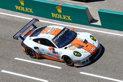Gulf Racing - Walero Ambassadors