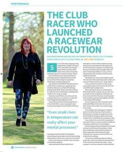 Walero Feature In Autosport Magazine