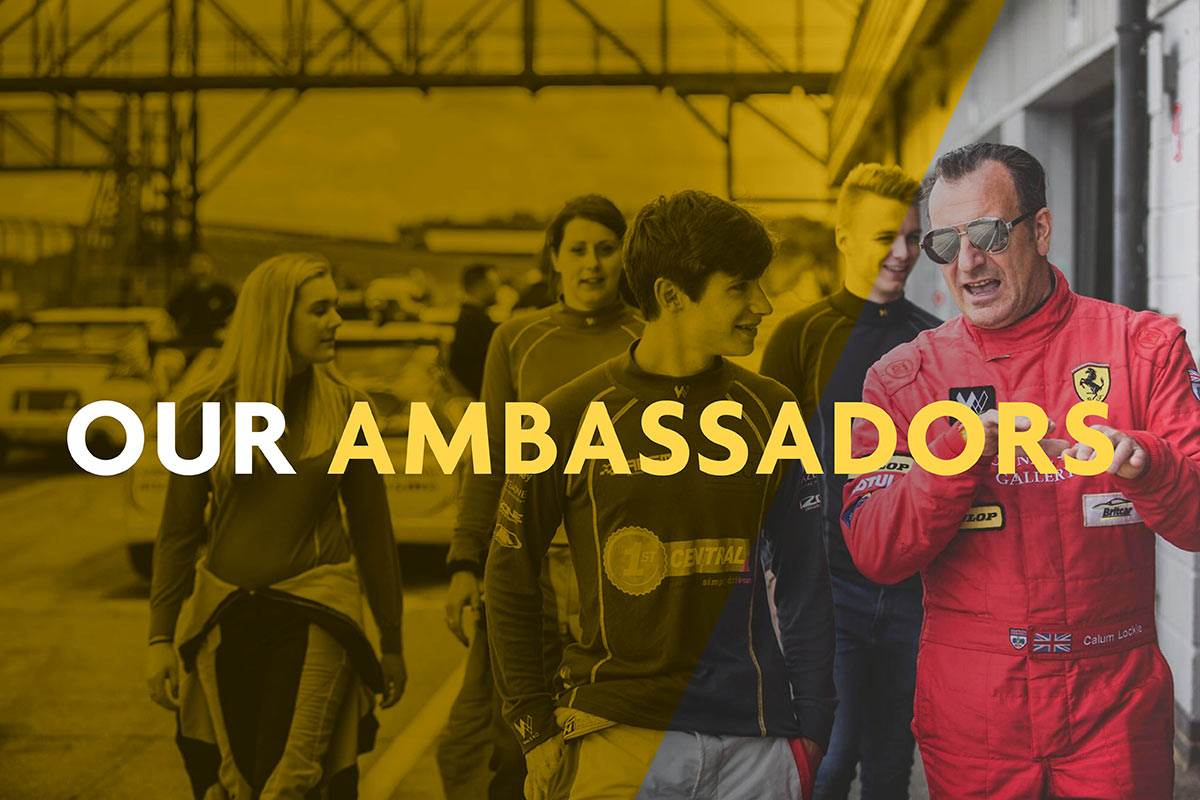 Walero Racewear Ambassadors
