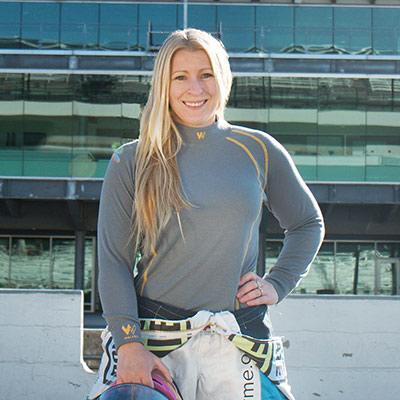 Pippa Mann - Walero Ambassador