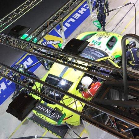 Walero in Le Mans 2018