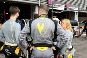 Team Walero in Spa
